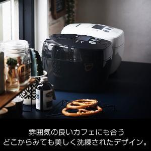 炊飯器 圧力 IH タイガー JPB-H102KU ブラック 5.5合 土鍋 コーティング 圧力 IH 炊飯ジャー 圧力IH炊飯器 麦ごはん おしゃれ 5合|tiger-online|03
