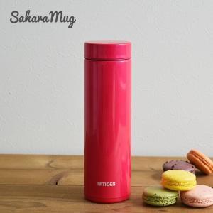 タイガー ステンレスボトル 水筒 MMZ-A501PA パッションピンク  サハラマグ 0.5L 軽量 保温 保冷 丸洗い なめらか|tiger-online