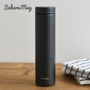 水筒 タイガー ステンレスボトル MMZ-A601KG グラファイト サハラマグ 0.6L 軽量 保温 保冷 丸洗い なめらか 夢重力