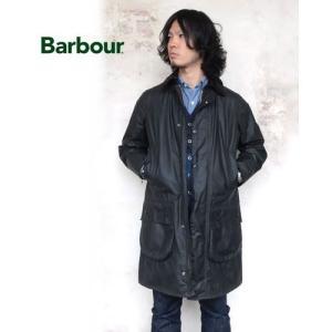 Barbour バブアー ボーダー SL オイルドジャケット メンズ BORDER SL<セージ>〔FL〕 tigers-brothers