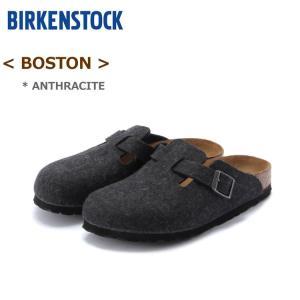 BIRKENSTOCKの数あるモデルの中で、30年以上のロングセラーモデル<BOSTON/ボストン>...
