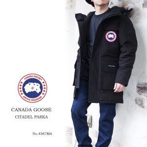 ■商品説明:カナダグースのアイコンモデル・エクスペディションパーカをスリム化した、CITADEL P...