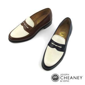 チーニー JOSEPH CHEANEY BONNIE ローファー 5793/91 5793/92〔S...