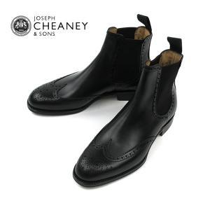 チーニー JOSEPH CHEANEY CHARLOTTE BLACK〔SK〕