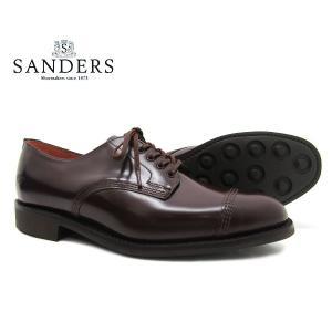 SANDERS サンダース Military Derby Shoe ミリタリー ダービー シュー 1...