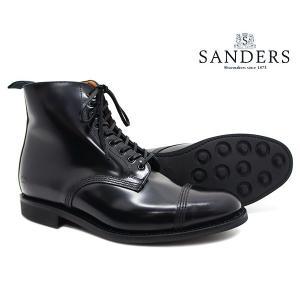 SANDERS サンダース Military Derby Boot ミリタリー ダービー ブーツ 1...
