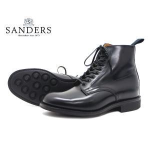 SANDERS サンダース レディース Military Derby Boot ミリタリー ダービー...