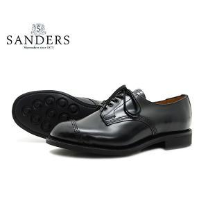 SANDERS サンダース Military Derby Shoe レディース ミリタリー ダービー...