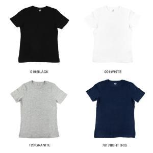 three dots スリードッツ JAMES ジェームス クルーネックTシャツ 半袖 BO1C-631YL メンズ 〔SK〕|tigers-brothers|02