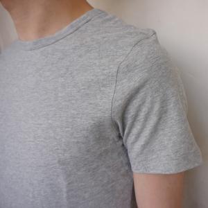 three dots スリードッツ JAMES ジェームス クルーネックTシャツ 半袖 BO1C-631YL メンズ 〔SK〕|tigers-brothers|04