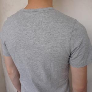 three dots スリードッツ JAMES ジェームス クルーネックTシャツ 半袖 BO1C-631YL メンズ 〔SK〕|tigers-brothers|06
