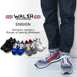 WALSH Ensign スニーカー〔SK〕