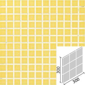ニュアンス 100mm角 黄色 IM-100P1/NY6H|tileshopym