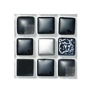 スターダスト 12角ネット張り 1袋9粒 黒系×4銀  IM-12P1/SAD2|tileshopym|02