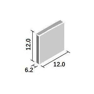 スターダスト 12角ネット張り 1袋9粒 黒系×4銀  IM-12P1/SAD2|tileshopym|03