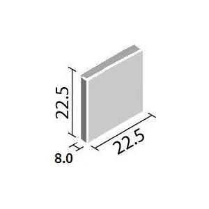 ルキアグラス 25mm角ネット張り 1袋4枚 茶色 IM-25P1/LUC2 tileshopym 03