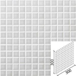 ニュアンス 25mm角ネット張り 1袋4枚×2セット 灰色 IM-25P1/NY51|tileshopym