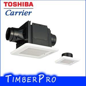 DVP-T14CL 東芝 ダクト用換気扇 多室用|timberpro