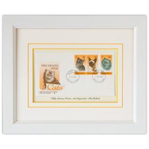 切手額 猫 ニュージーランド 1983年|timbre