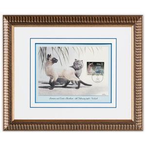切手額 猫 米国 1988年 #1|timbre