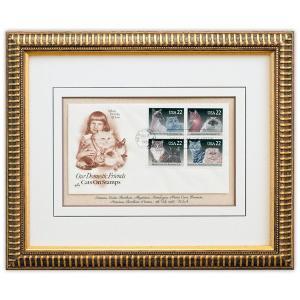 切手額 猫 米国 1988年 FDC|timbre