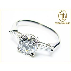 VS1-G/ダイヤモンドリング/1.0ct 0.2ctプラチナ900指輪/芦屋ダイヤモンド/極KIWAMI|time-yume7|02