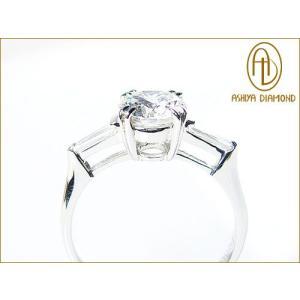 VS1-G/ダイヤモンドリング/1.0ct 0.2ctプラチナ900指輪/芦屋ダイヤモンド/極KIWAMI|time-yume7|03