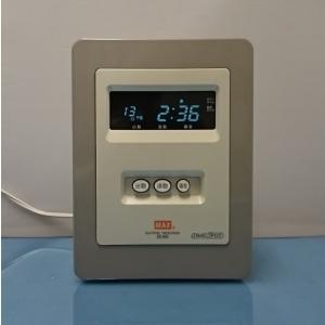 8475 ER-80S MAX マックス タイムレコーダー 【中古品・分解整備済・1年保証・送料無料】4欄/1色印字|timecard