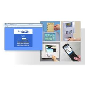 AMANO アマノ 勤怠管理ソフトウェア TimePro-XG就業|timecard