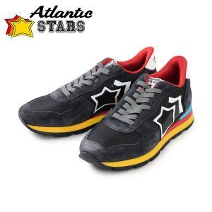 アトランティックスターズ スニーカー ANTARES アンタレス AB-89C BLACK Atlantic STARS メンズ シューズ 靴|timeclub