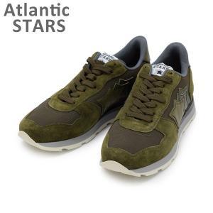 アトランティックスターズ スニーカー ANTARES アンタレス AMM-63N TRICOLOR MILITAR Atlantic STARS メンズ シューズ 靴|timeclub