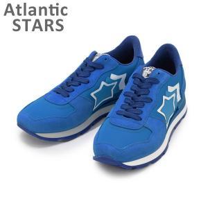 アトランティックスターズ スニーカー ANTARES アンタレス DBA-18C AZZURRO E6046 Atlantic STARS メンズ シューズ 靴|timeclub