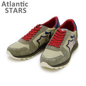 アトランティックスターズ スニーカー SIRIUS シリウス KS-PR-LSDR KAKHY M2209 Atlantic STARS メンズ シューズ 靴|timeclub