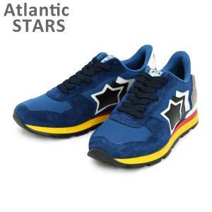 アトランティックスターズ スニーカー ANTARES アンタレス NN-89B BLUE 168 Atlantic STARS メンズ シューズ 靴|timeclub