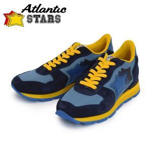 アトランティックスターズ スニーカー ANTARES アンタレス WAG-23NY TRICOLOR Atlantic STARS メンズ シューズ 靴|timeclub