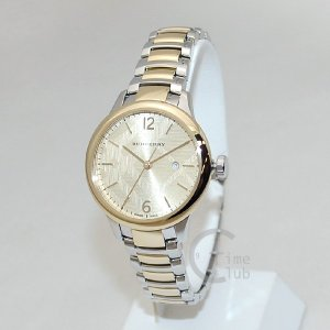 BURBERRY バーバリー 時計 腕時計 BU10118 シルバー/ゴールド コンビ レディース|timeclub