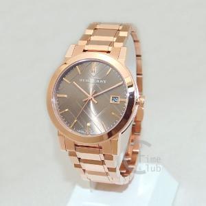 BURBERRY バーバリー 時計 腕時計 BU9005 ピンクゴールド/ブロンズ メンズ|timeclub
