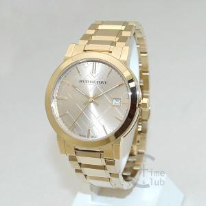 BURBERRY バーバリー 時計 腕時計 BU9033 ゴールド ブレス メンズ|timeclub