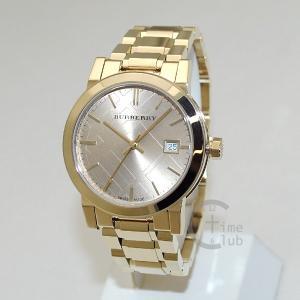 BURBERRY バーバリー 時計 腕時計 BU9134 ゴールド コンビ ブレス レディース|timeclub
