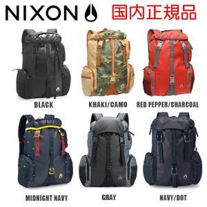 NIXON(ニクソン) バックパック リュック バッグ WATERLOCK2 ウォーターロック2 C1952 メンズ レディース|timeclub