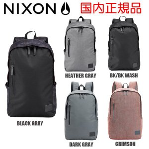 NIXON(ニクソン) バックパック リュック バッグ バック SMITH SE スミス C2397 メンズ レディース|timeclub