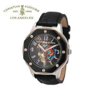 Christian Audigier (クリスチャンオードジェー) 時計 腕時計 SWI-663|timeclub