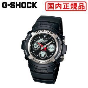 【国内正規品】 CASIO(カシオ) G-SHOCK(Gショック) AW-590-1AJF 時計 腕時計|timeclub
