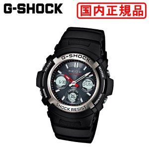 【国内正規品】 CASIO(カシオ) G-SHOCK(Gショック) AWG-M100-1AJF 時計 腕時計|timeclub