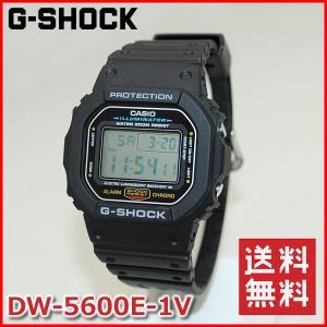 CASIO(カシオ) G-SHOCK(Gショック) DW-5600E-1V 時計 腕時計 SPEED スピード 海外モデル|timeclub