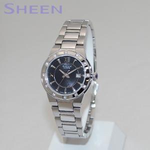 CASIO(カシオ) SHEEN(シーン) SHE-4500D-1AEF 時計 腕時計 海外モデル|timeclub