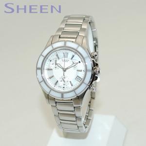 CASIO(カシオ) SHEEN(シーン) SHE-5516D-7AEF 時計 腕時計 海外モデル|timeclub