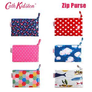 Cath Kidston キャスキッドソン Zip Purse 財布 ペンケース 化粧ポーチ