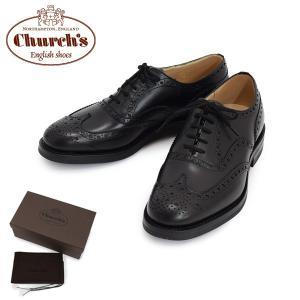チャーチ メンズ EEC003-9WF-F0AAB Church's BURWOOD R ブラック シューズ 靴|timeclub