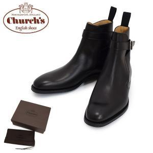 チャーチ メンズ ETB003-9WF-F0AAB Church's BLETSOE ブラック ブーツ 靴|timeclub